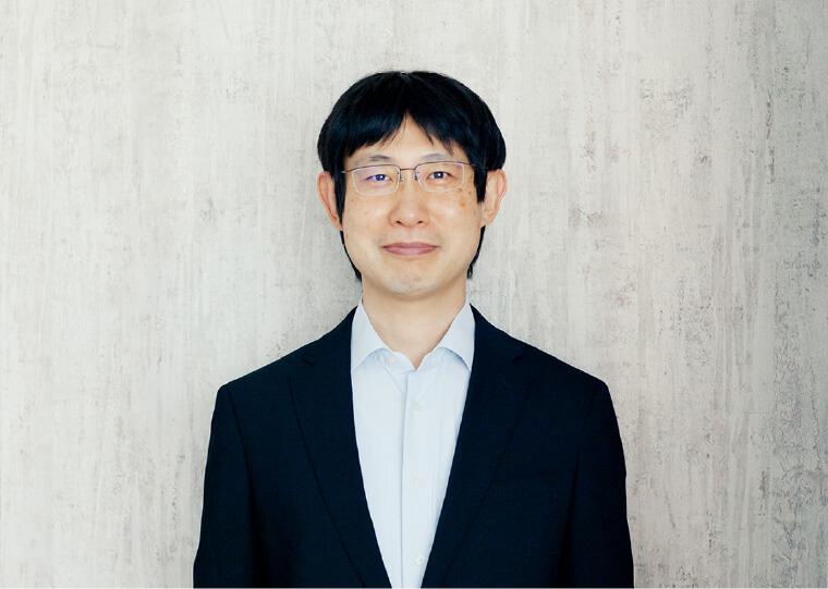 取締役CMO(医学博士/司法試験合格者) 石澤 哲郎